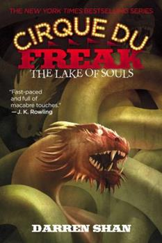 Paperback The Cirque Du Freak: The Lake of Souls Book