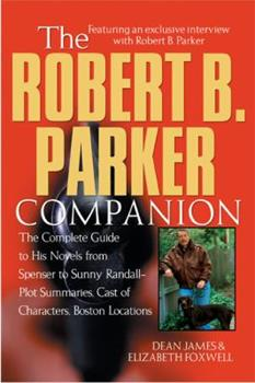 Paperback The Robert B. Parker Companion Book