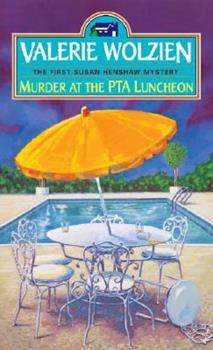Murder at the PTA Luncheon 0449146391 Book Cover