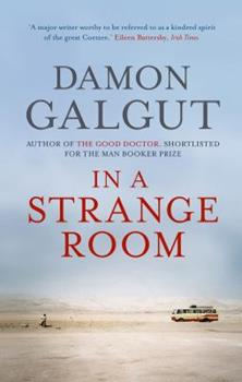 In a strangge room: three journeys 1609450116 Book Cover