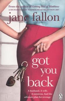 Got You Back 1554680506 Book Cover