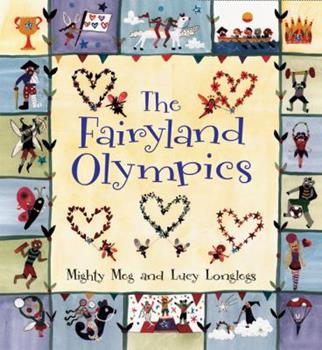 The Fairyland Olympics 1840895047 Book Cover
