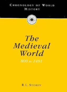 Chronology of the Medieval World, 800 to 1491: 002 0133264653 Book Cover