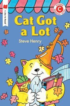 Cat Got a Lot 0823433854 Book Cover