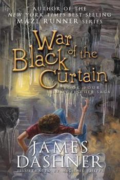 War of the Black Curtain (The Jimmy Fincher Saga, Book 4) 1555178790 Book Cover