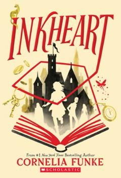 Paperback Inkheart (Inkheart Trilogy, Book 1), 1 Book