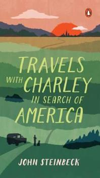 Paperback Travels with Charley: In Search of America Book