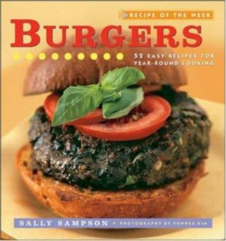 Recipe of the Week: Burgers (Recipe of the Week) 0470169443 Book Cover
