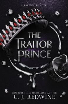 The Traitor Prince 0062652982 Book Cover