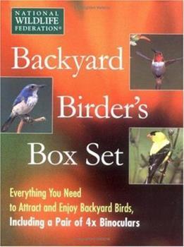 Misc. Supplies The Backyard Birder's Box Set Book