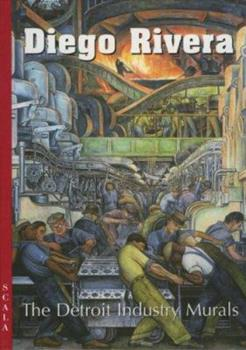 Misc. Supplies Diego Rivera : The Detroit Industry Murals Book