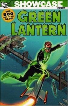 Showcase Presents Green Lantern Vol. 1 - Book  of the Green Lantern #Hal Jordan vol. 2