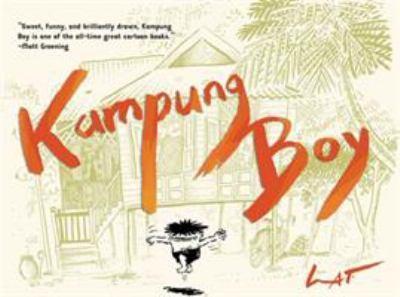 Paperback Kampung Boy Book