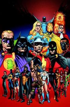 Justice Society of America: The Bad Seed - Book  of the Complete Justice Society