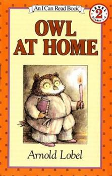 Owl at Home - Book  of the I Can Read ~ Level 2