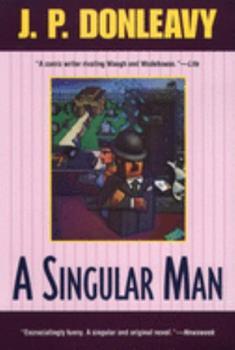 A Singular Man 0140024476 Book Cover