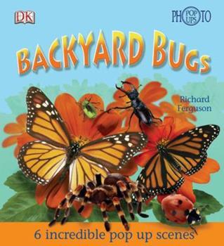 Backyard Bugs 0756625386 Book Cover