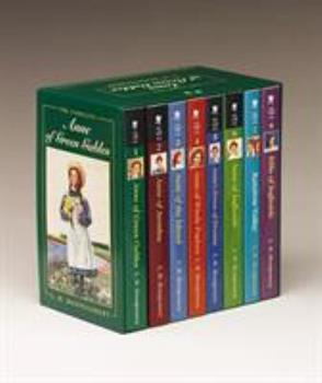 The Complete Anne of Green Gables Boxed Set - Book  of the Anne of Green Gables