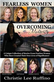 Paperback Overcoming Mediocrity - Fearless Women Book
