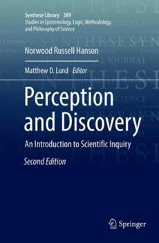 Paperback Perception and Discovery: An Introduction to Scientific Inquiry Book