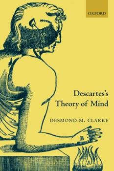 Paperback Descartes's Theory of Mind Book