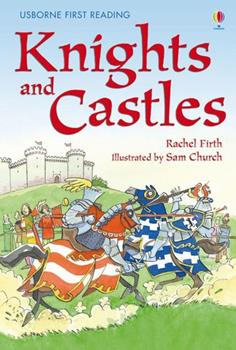 Knights & Castles - Book  of the 2.4 First Reading Level Four