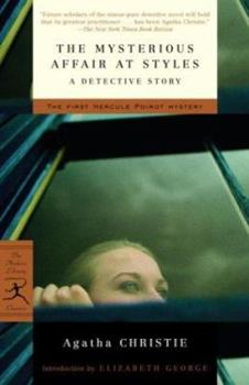 Paperback The Mysterious Affair at Styles: A Detective Story (Modern Library Classics) Book