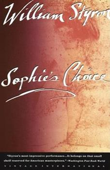 Sophie's Choice 0679736379 Book Cover