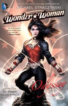 Wonder Woman: Odyssey - Book  of the Wonder Woman