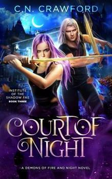 Court of Night - Book #3 of the Shadow Fae