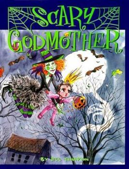 Scary Godmother 1579890156 Book Cover