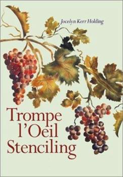 Trompe l'Oeil Stenciling 0806928522 Book Cover