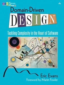 Hardcover Domain-Driven Design: Tackling Complexity in the Heart of Software Book