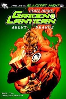 Green Lantern, Volume 8: Agent Orange - Book  of the Green Lantern #Hal Jordan vol. 2