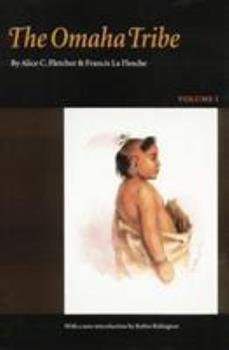 Paperback The Omaha Tribe, Volume 1 Book