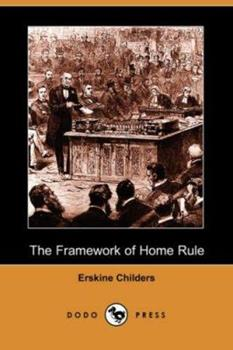 The Framework for Home Rule 1406514470 Book Cover
