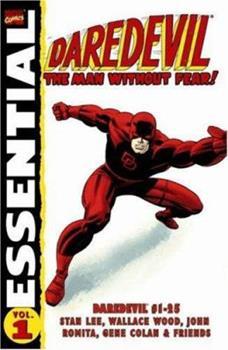 Essential Daredevil Vol. 1 (Marvel Essentials) - Book  of the Essential Marvel