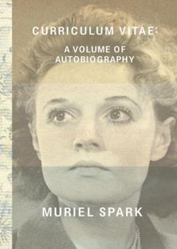 Curriculum Vitae: Autobiography 039565372X Book Cover
