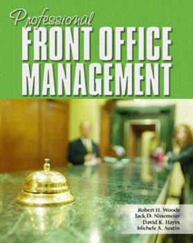 Professional Front Office Management 0131700693 Book Cover