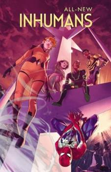 All-New Inhumans, Volume 2: Skyspears - Book #24 of the Inhumans in Chronological Order