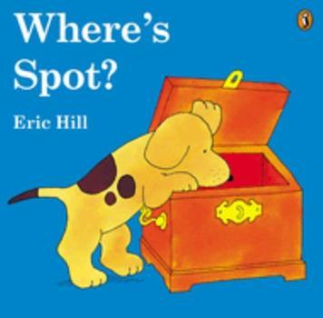 Paperback Where's Spot (Color) Book