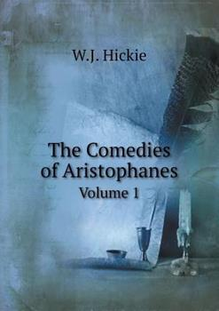 Paperback The Comedies of Aristophanes Volume 1 Book