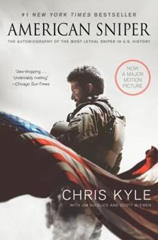 Paperback American Sniper : The Autobiography of the Most Lethal Sniper in U. S. History Book