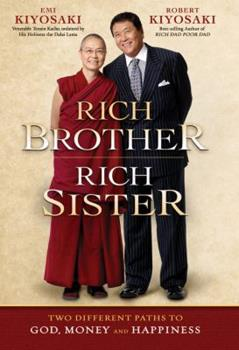 Rich Brother Rich Sister 1593154933 Book Cover
