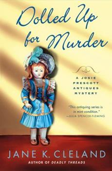 Dolled Up for Murder 1250001846 Book Cover