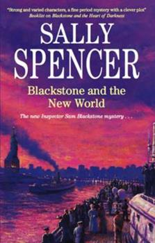 Blackstone and the New World 0727867547 Book Cover