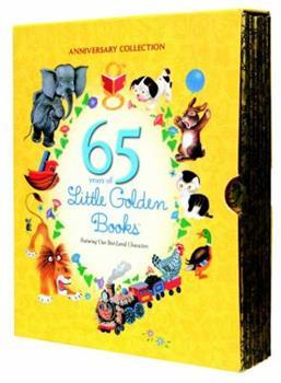 65 Years of Little Golden Books (Little Golden Book) - Book  of the Little Golden Books