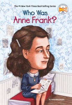 Paperback Who Was Anne Frank? Book