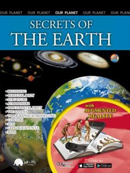 Hardcover Secrets of the Earth: Our Planet Book