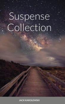 Hardcover Suspense Collection Book